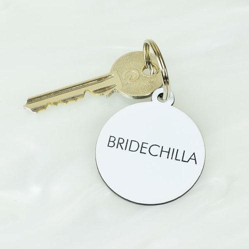 BRIDECHILLA KEY TAG