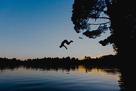 Von Swing springen