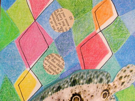 Workshop-in-an-Envelope Mail-Art- The Jewelfish