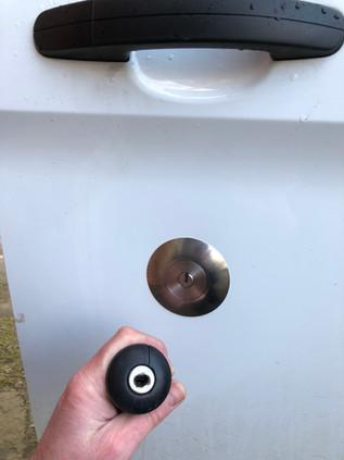 Ford Transit rep lock
