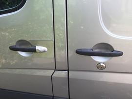 Van security