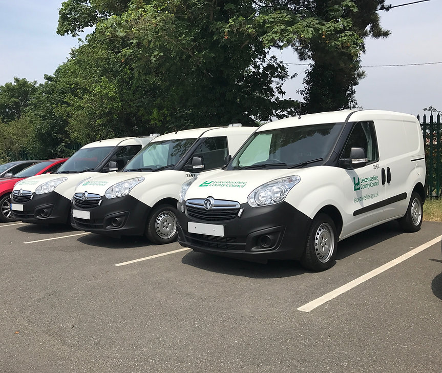 Leicestershire County Council fleet
