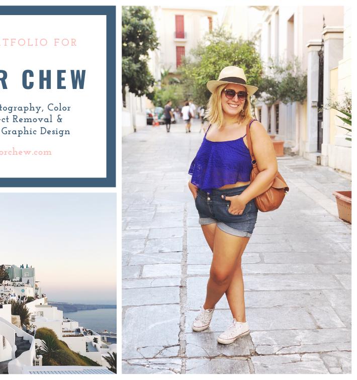 Chew Visual Portfolio 1