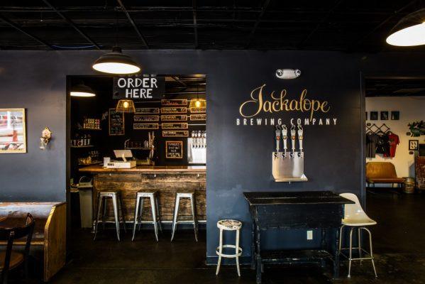 My Favorite Things - Jackalope Brewing Company