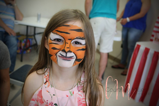 Face Painting Season Is Upon Us!