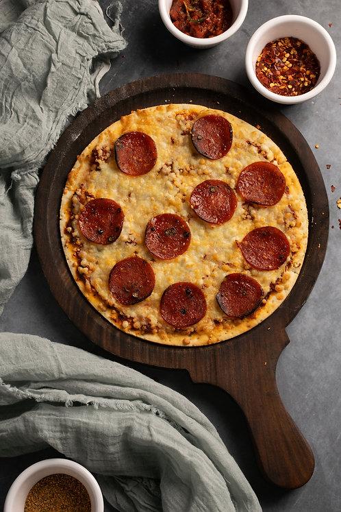 Honey Glazed Pepperoni Pizza