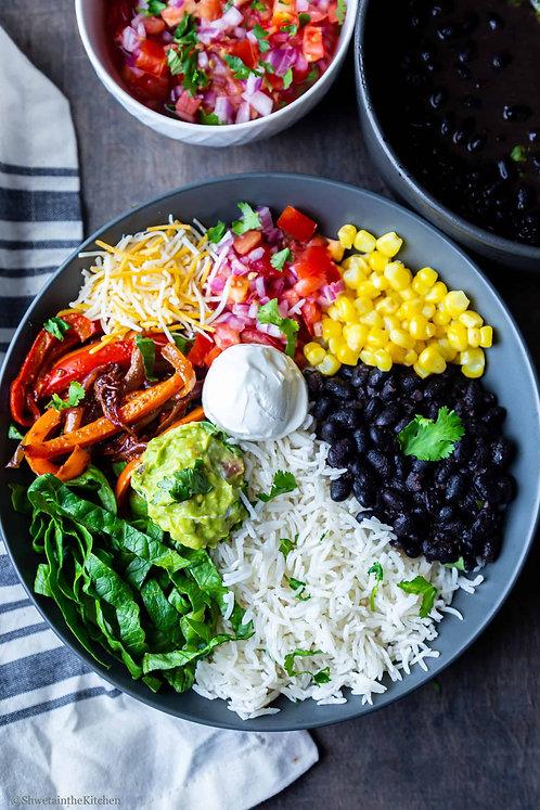 Burrito Bowl Veg