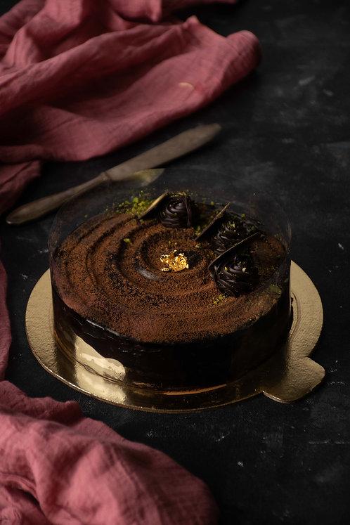 Belgium Truffle Cake