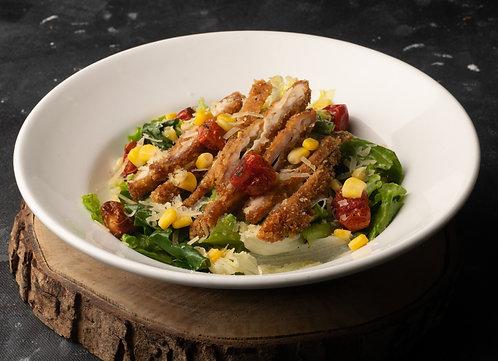 Crispy Chicken Salad