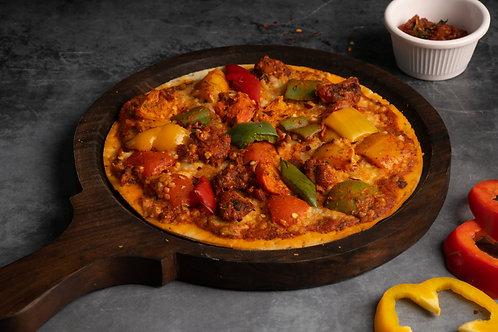 Chicken Makhani Pizza