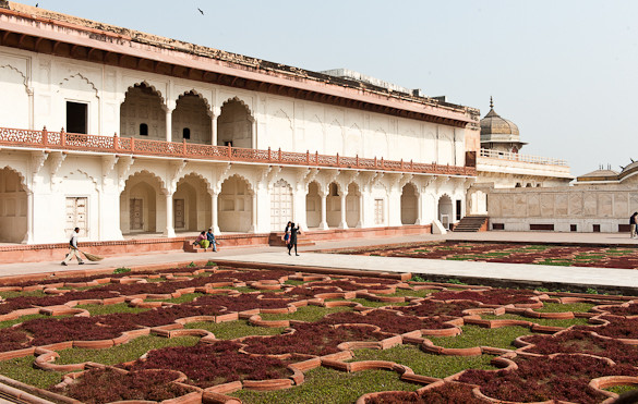 Red Fort, India,
