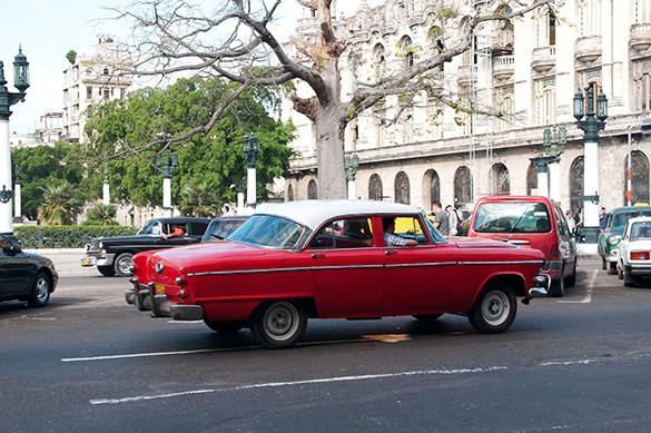 Havana, Cuban, Cuba, cars