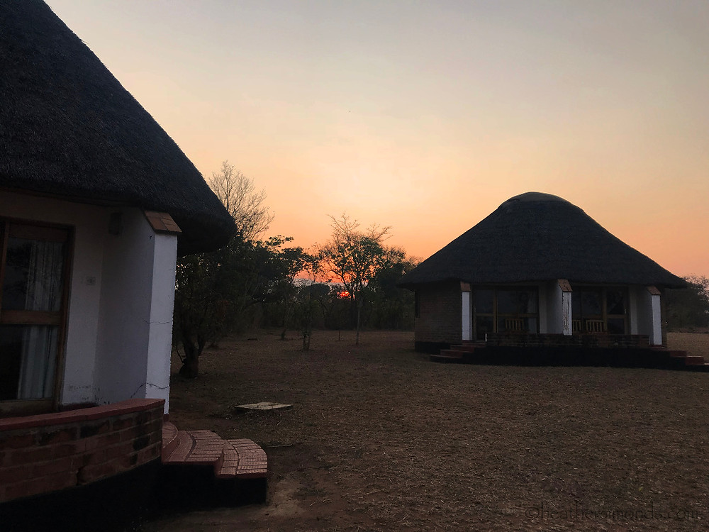 Africa, African, lodge