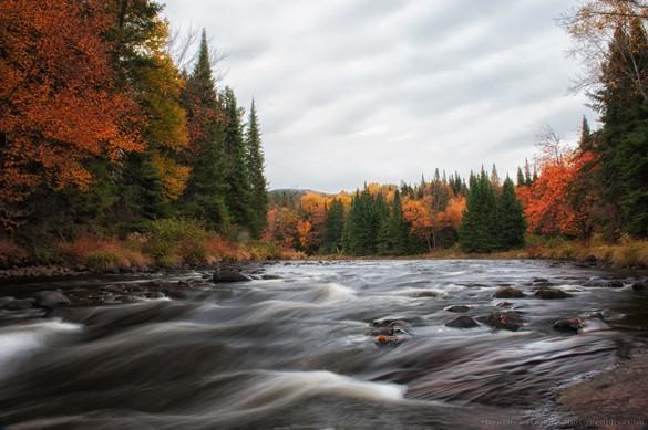 fall, autumn, Quebec