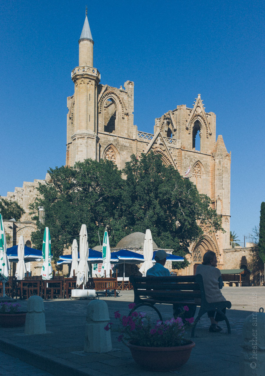 Cyprus, Famagusta, mosque