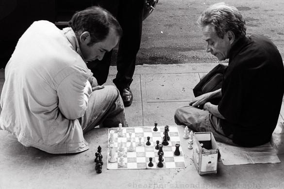Havana, Cuba, chess, games