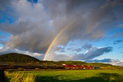 Glenbow CPR rainbow