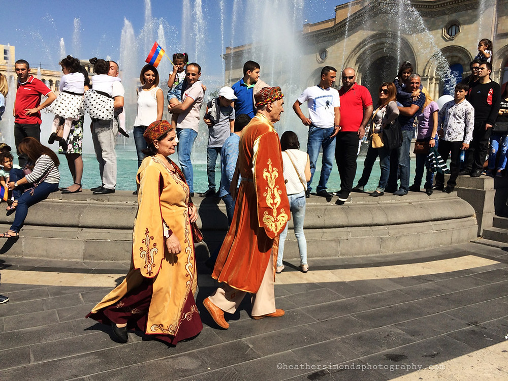 Armenia, parade, military, Yerevan