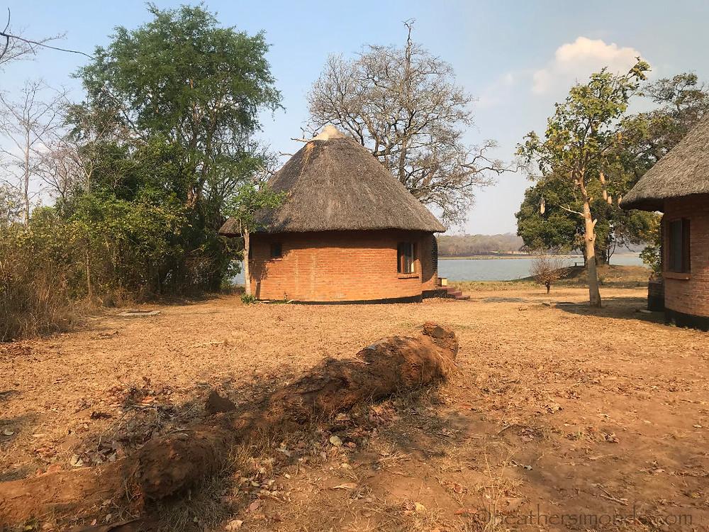 African, Lifupa Lodge, Malawi