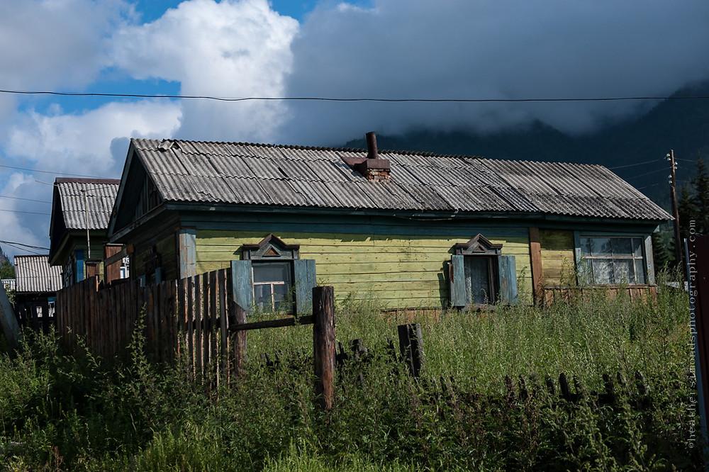 Arshan, vodka, Siberia, Russia