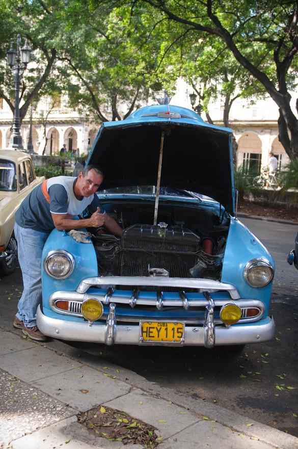 Cuba, Cuban, car, Havana