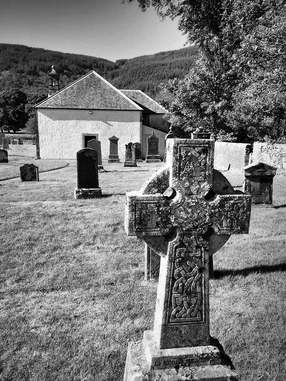 Celtic, Crosses, Scotland