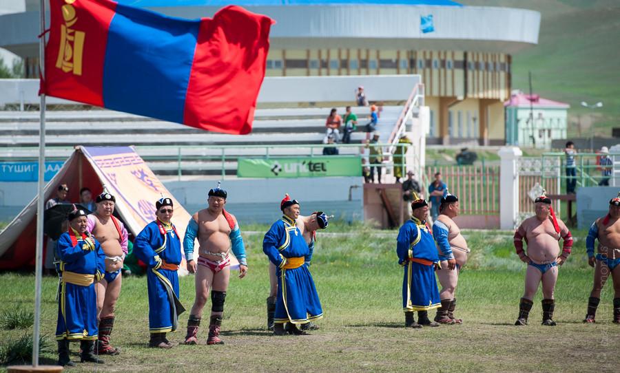 wrestling, Nadaam, Mongolian