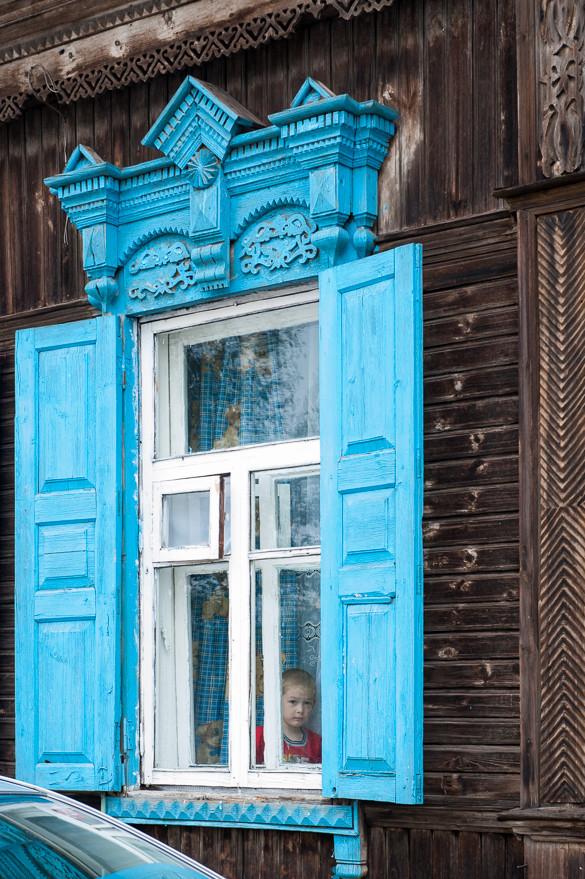 Siberian architecture Siberia, Russia