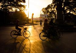 Siam Reap, Cambodia Sunrise