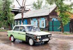 Ulan Udu Siberia
