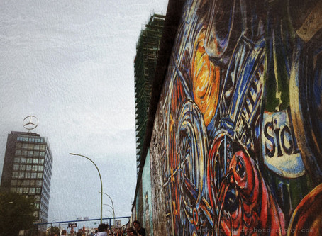 Goodbye Berlin Wall