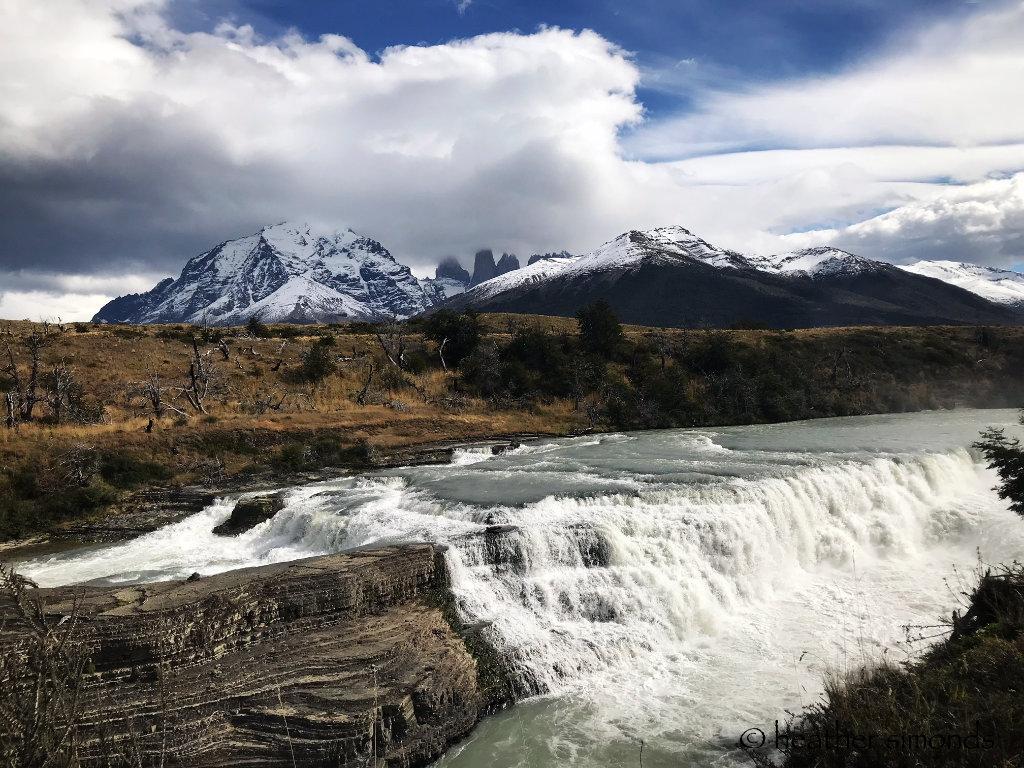 Patagonia Waterfalls