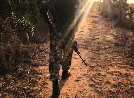 Walking Safari, Kasungu National Park