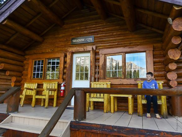 Shadow Lake, Banff, Rocky Mountains