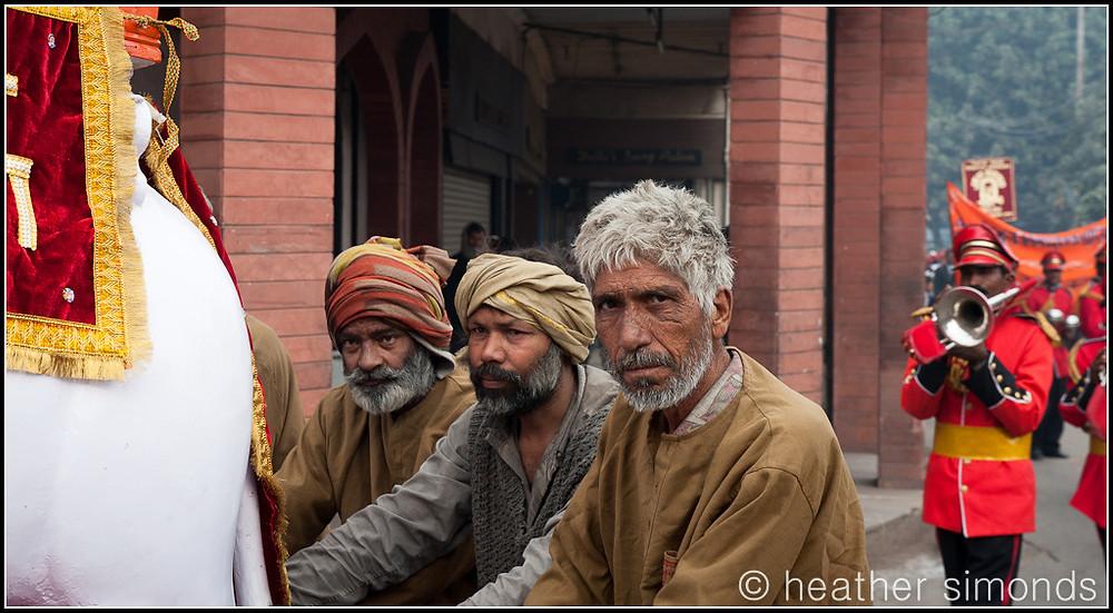 India portraits people
