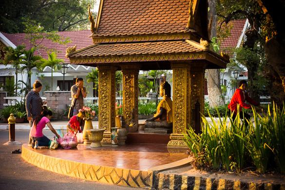 Cambodia, Siem Reap, sunrise