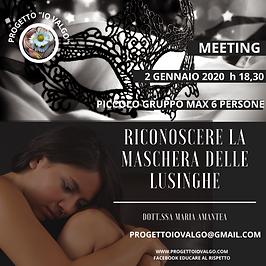 MEETING AMANTEA MARIA PROGETTO IO VALGO
