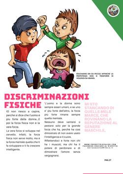 prima rivista digitale di educazione alla prevenzione della violenza di genere- PROGETTO -IO VALGO-