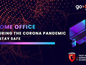 G DATA Report | Home office during the Corona pandemic: stay safe
