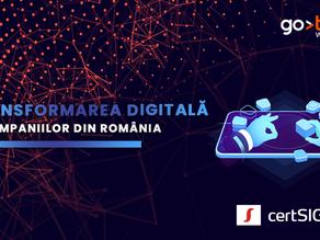 Transformarea digitală a companiilor din România - Interviu cu Adrian Floarea (CEO certSIGN)