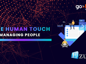 The Human Touch in managing people