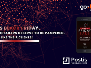 This Black Friday, all retailers deserve to be pampered. Just like their clients are.