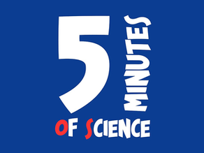 5.O.S - 5 Minutes of Science | Podcast