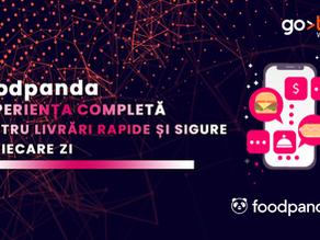foodpanda – experiența completă pentru livrări rapide și sigure în fiecare zi