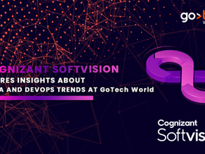 Cognizant Softvision Shares Insights About Java and DevOps Trends at GoTech World