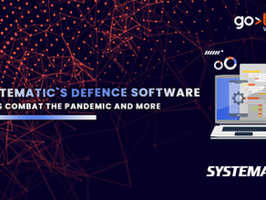 Systematic's defence software helps combat the pandemic and more