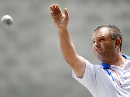 アンリ・ラクロワ世界チャンピオン!