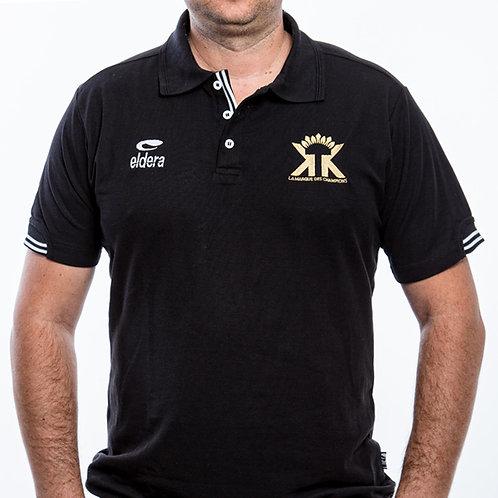 ポロシャツ「SAO」黒