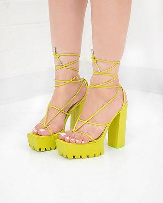 Buttercup Heel