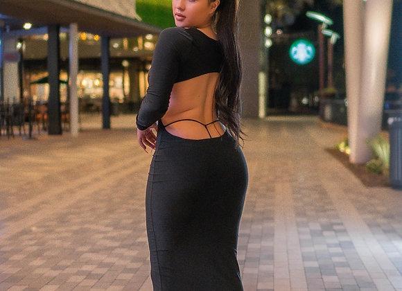 Non-Stop Dress - Black